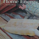 Saving Home Energy (paperback) Family Guidebook Series