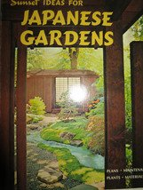 Sunset Ideas for Japanese Gardens (paperback)