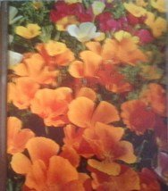The Time Life Encyclopedia Of Gardening Annuals 1976 Hardcover USED