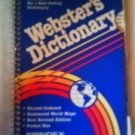Webster's Dictionary Thum-Indexed 1983 Paperback