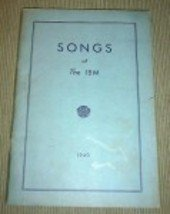 Songs Of the IBM 1940