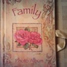 Family Photo Album NEW