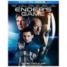 Enders Game (Blu-ray/DVD, 2014, 2-Disc Set) Used