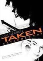 Taken (DVD, 2009) Used