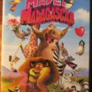 Madly Madagascar DVD 2013 Color USED