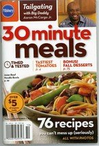Pillsbury Classic Cookbooks Number 343 30 Minute Meals September/October 2010