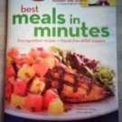 Betty Crocker Best Meals In Minutes Magazine May/June 2011