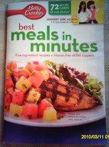 Betty Crocker Best Meals In Minutes Magazine May/June 2011