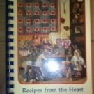 Recipes From The Heart Gamma Kappa of Beta Sigma Phi 1998