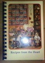 Recipes From The Heart Gamma Kappa of Beta Sigma Phi 1998
