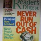 Reader's Digest Magazine April 2005