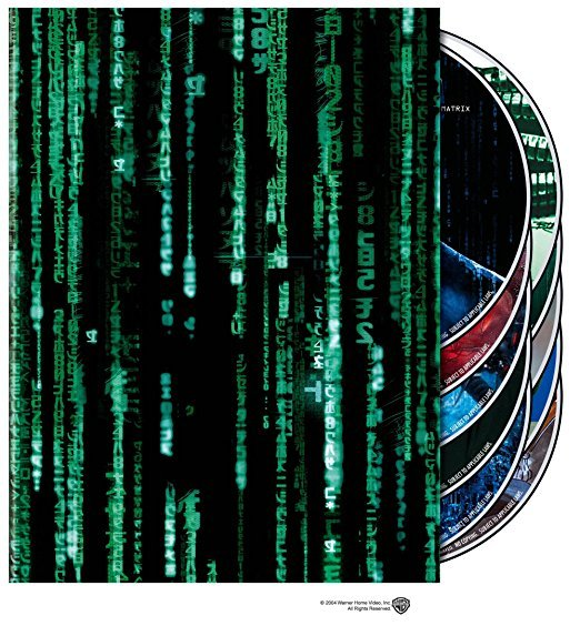 Ultimate Matrix Collection, The  DVD | Box Set