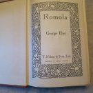 Romola  by George Eliot Hardcover