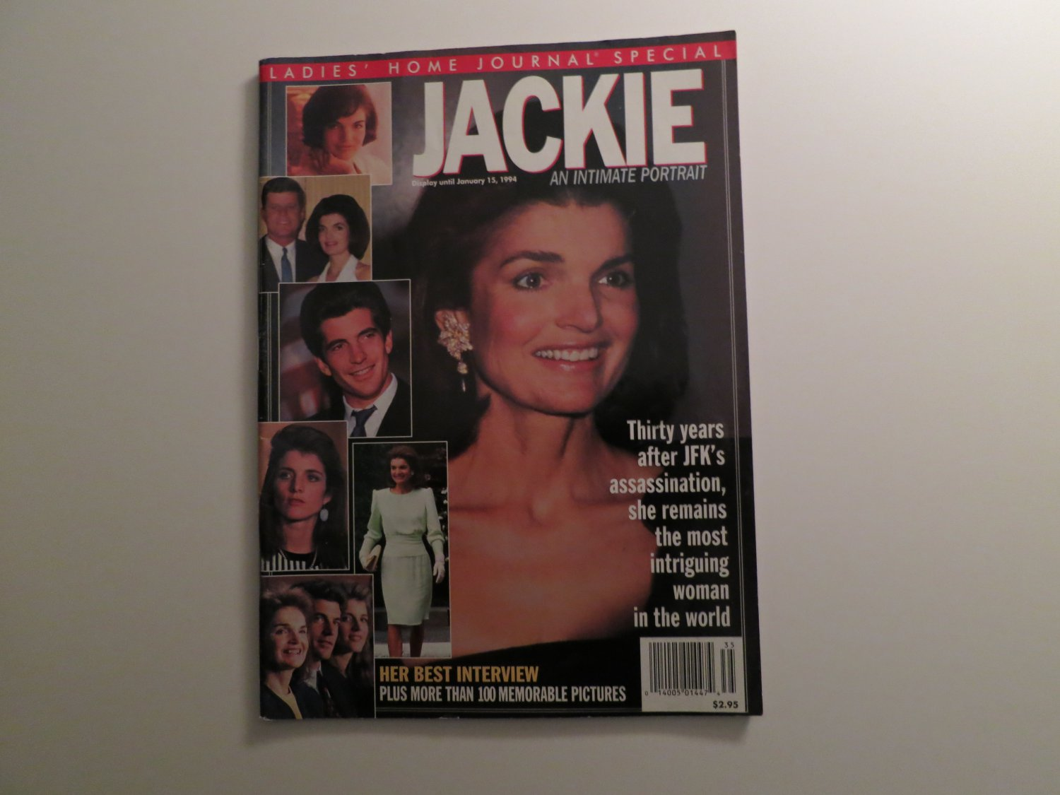 Ladies' Home Journal Special (Jackie) An Intimate Portrait 1994