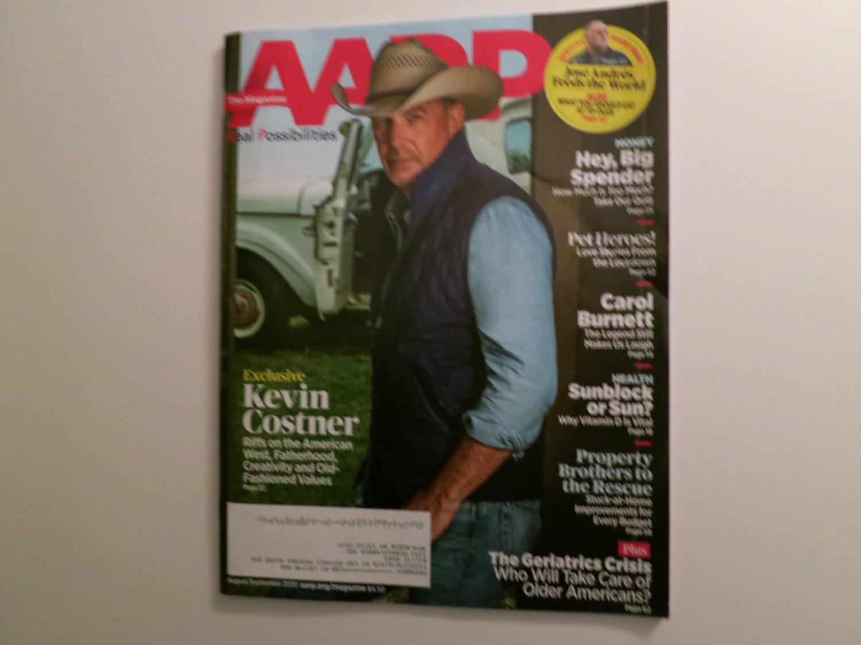 AARP Magazine August/September 2020