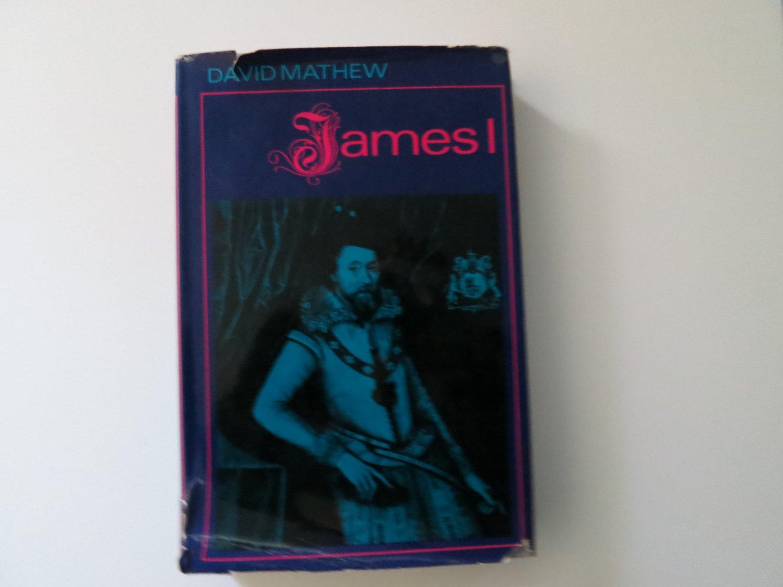 James 1 by David Matthew (Hardcover) 1968