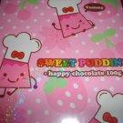 Sweet Pudding Writing Pad 48 Sheets