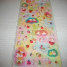 Kamio Japan Super Cute Hammy Stickers