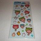 Bonbon Glass-Like Sticker Sheet