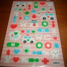 Kawaii Dentist Rescue Sticker Sheet
