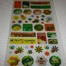 Spring Time Scrap Book Sticker Sheet