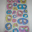 Kawaii Hello Kitty Die-Cut Sticker Sheet
