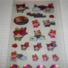 Paradise Seal Sweet Hammy Sticker Sheet