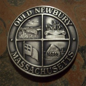 350th Anniversary Silver Coin