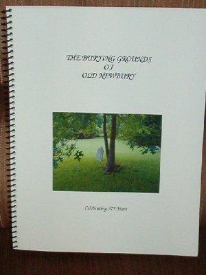 The Burying Grounds of Old Newbury