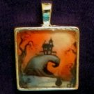 Haunted Hill House Pendant