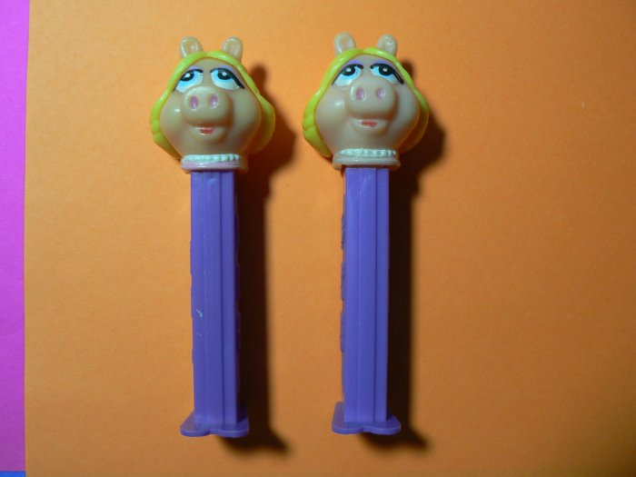 Miss Piggy Pez Dispenser