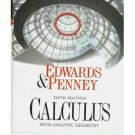 Calculus with Analytic Geometry, 5th edition by Edwards and Penney