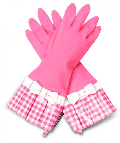 Pink/Gingham with Bow