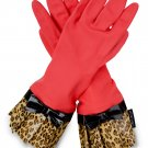 Red Leopard w/Bow