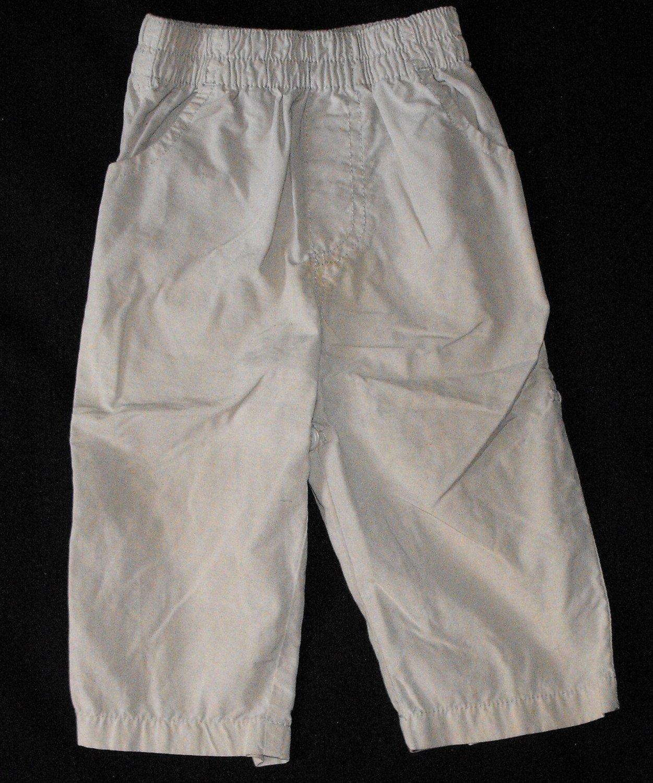 Kid Connection 12-18 Months Baby Boys Khaki Pants