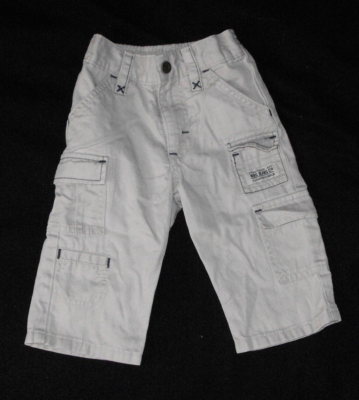 Wrangler Jeans Co. 12-18 Months Baby Boys Khaki Pants