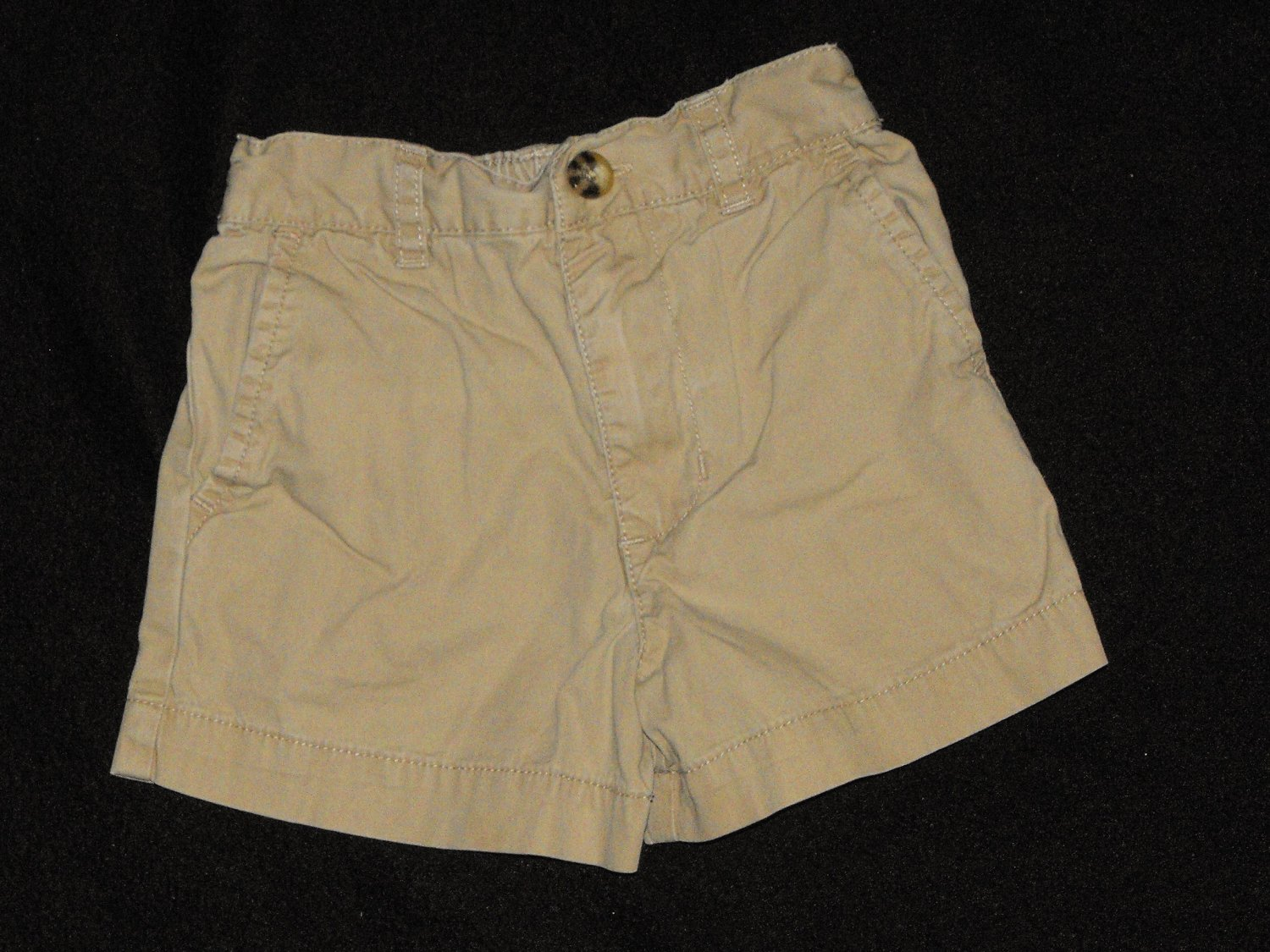 Baby Boys 12 month George Baby Khaki Color Shorts