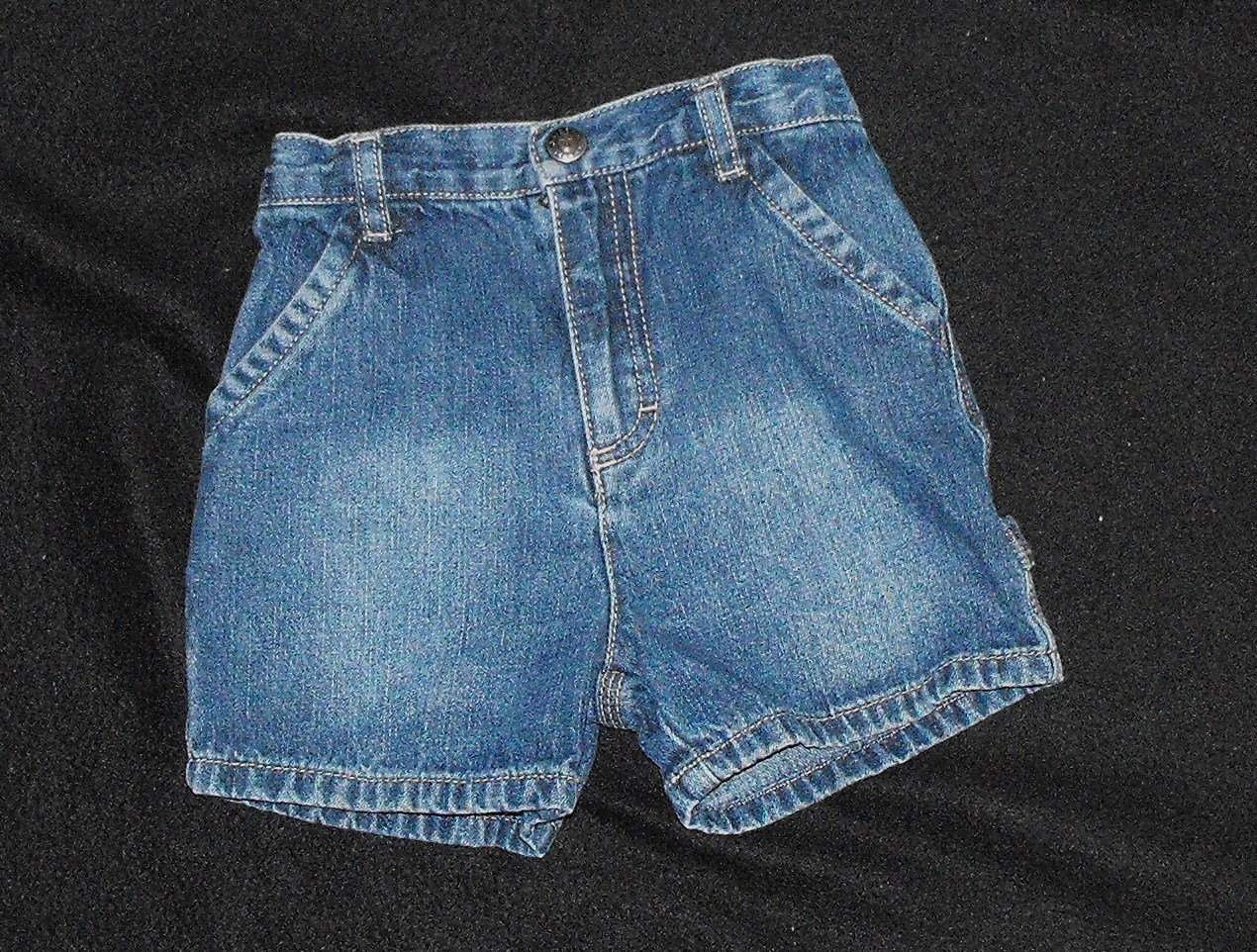 Baby Boys 12 month Little Arizona Jean Co. Shorts