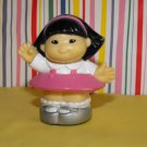 Fisher Price Little People Discovery City Sonya Silver