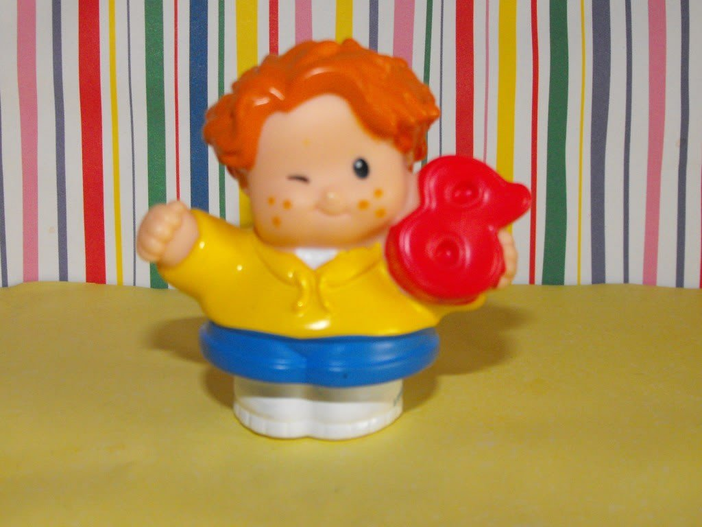 Fisher Price Little People Time-to-Learn Preschool #8 Part