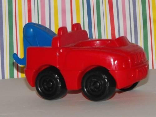 Fisher Price Little People Little People Discovering Vehicles at the Garage Tow Truck