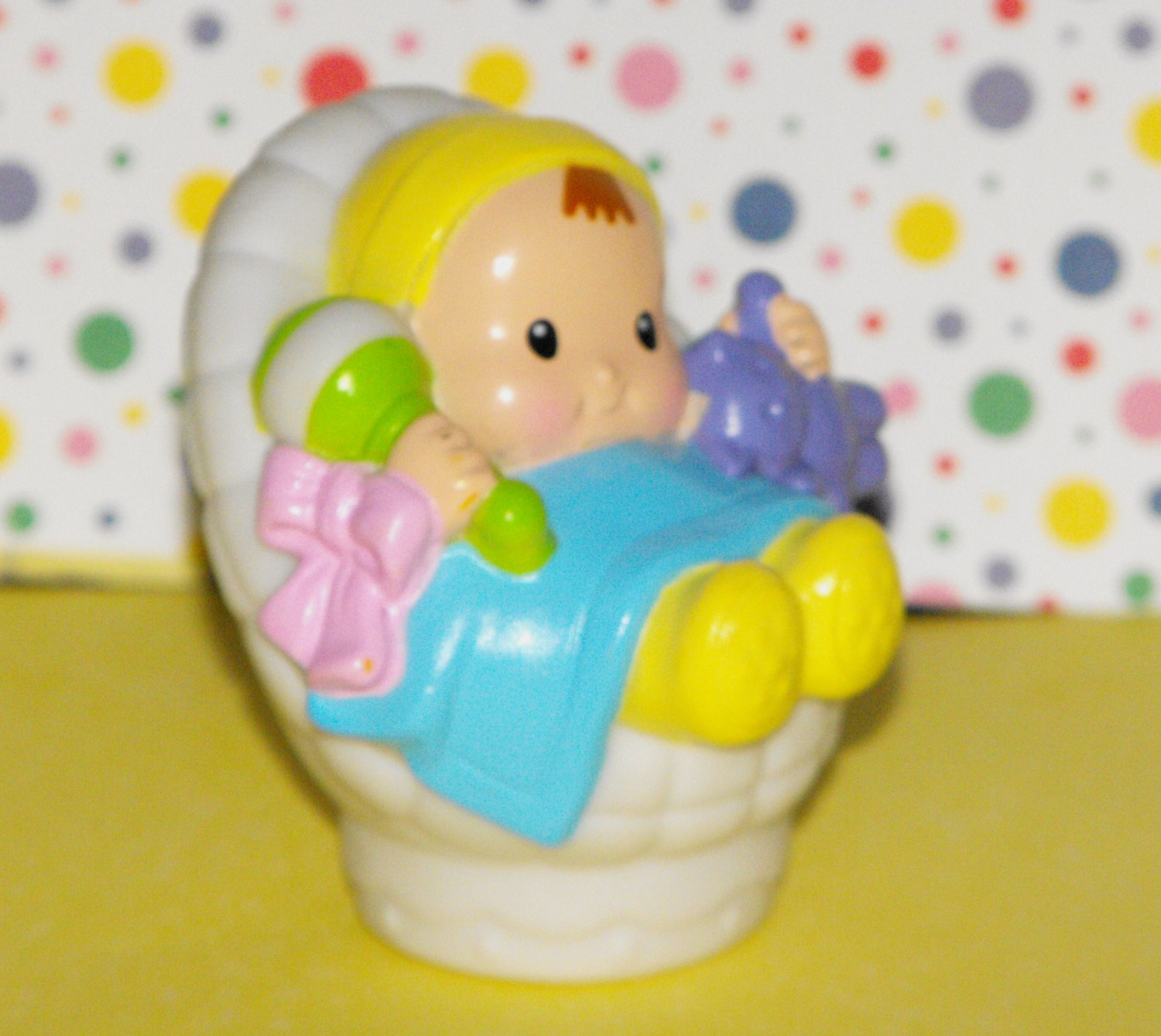 Fisher Price Little People Happy Home Baby