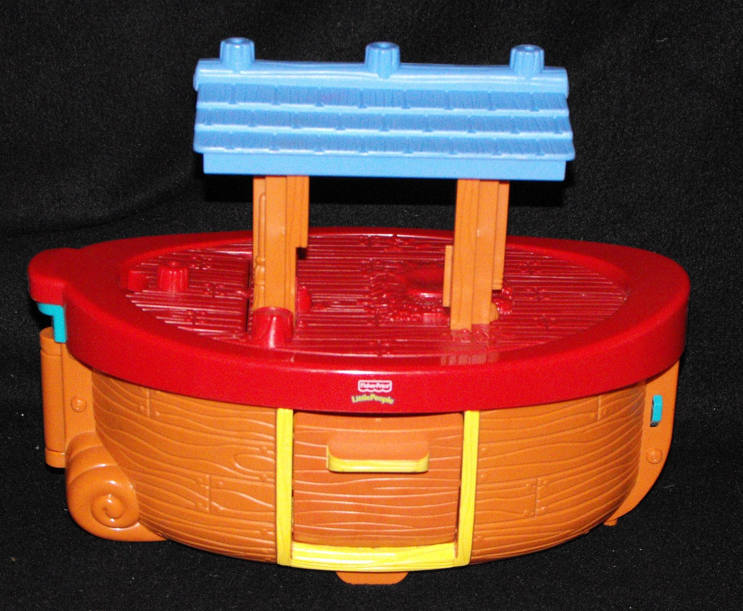 Fisher Price Little People Noah's Ark Boat ONLY
