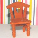 Fisher Price Sweet Streets Country Cottage Brown Chair