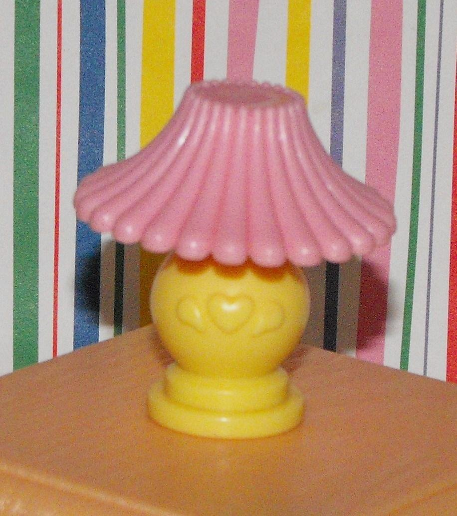 Fisher Price Loving Family Dream Dollhouse Lamp