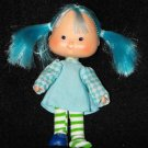 Vintage 1979 American Greetings Blueberry Muffin Doll
