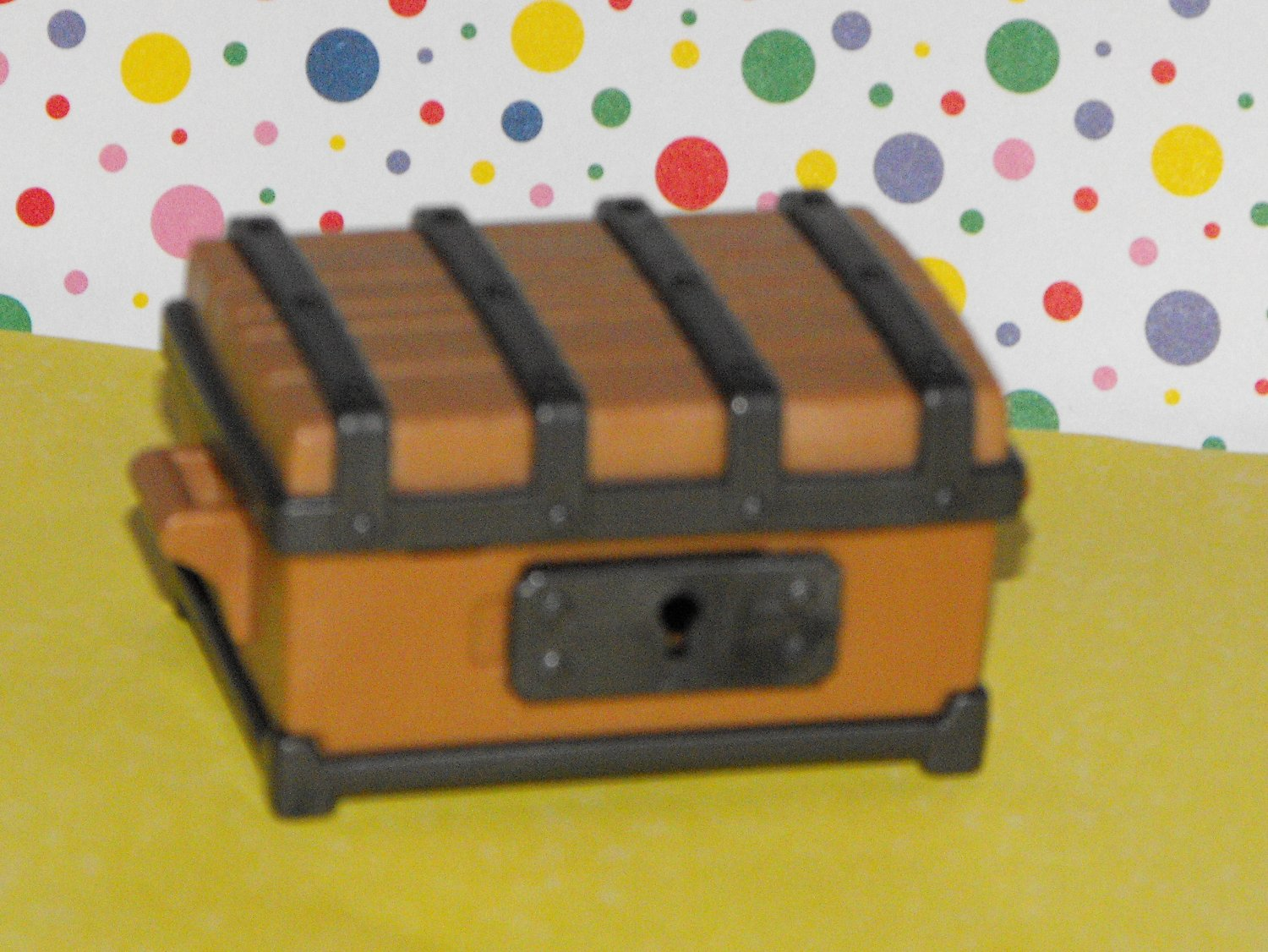 Playmobil Blackbeard's Pirate Ship Treasure Chest Parts