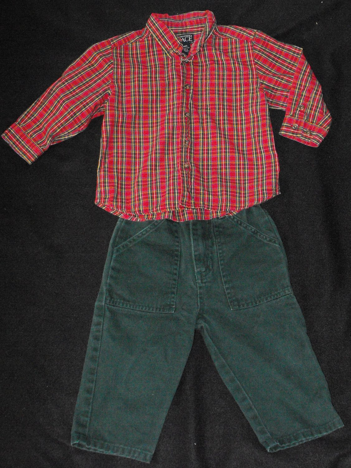 The Children's Place TCP 18 Months Boys Outfit