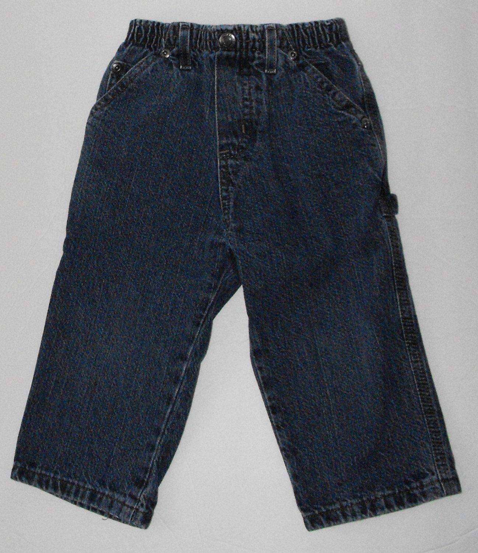 Little Arizona Boys 18-24 Months Jeans Elastic Waist