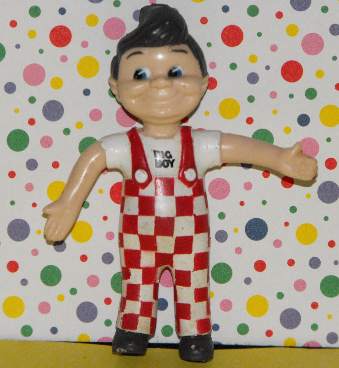 3*SOLD~TJ's Big Boy Figure 1996